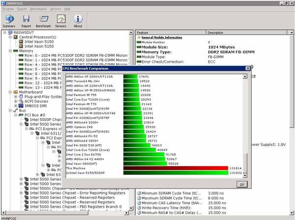 HWiNFO-Screenshot