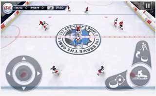 Ice-Hockey-3D--Android-screenshot