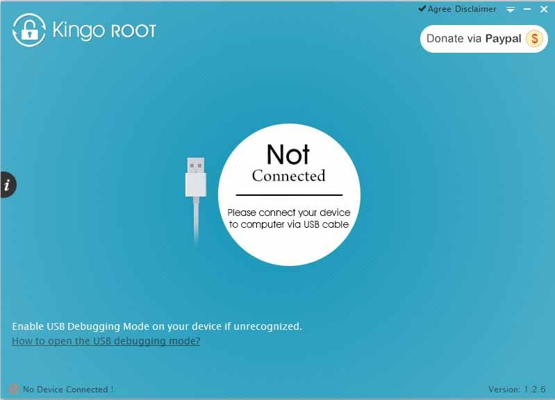 how to change android version root