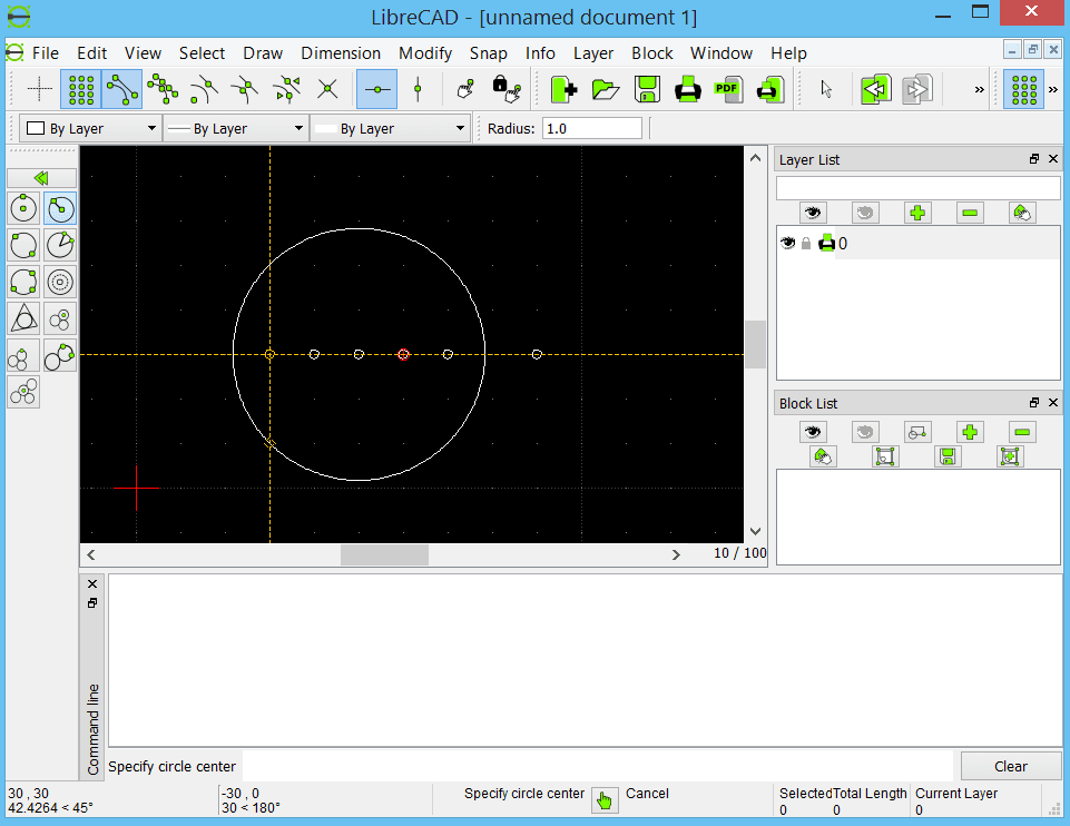 LibreCAD-download