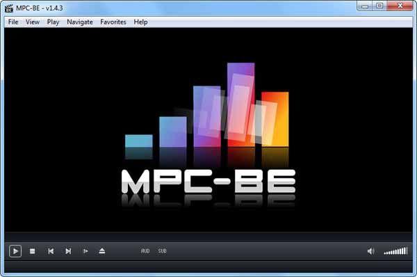 Media-Player-Classic-BE-Screenshot