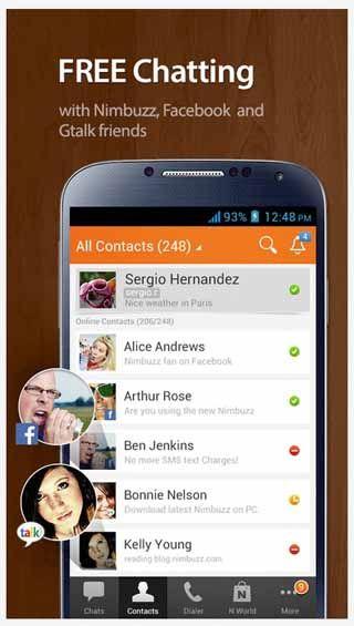 Nimbuzz-Messenger-Free-Calls-Android-screenshot