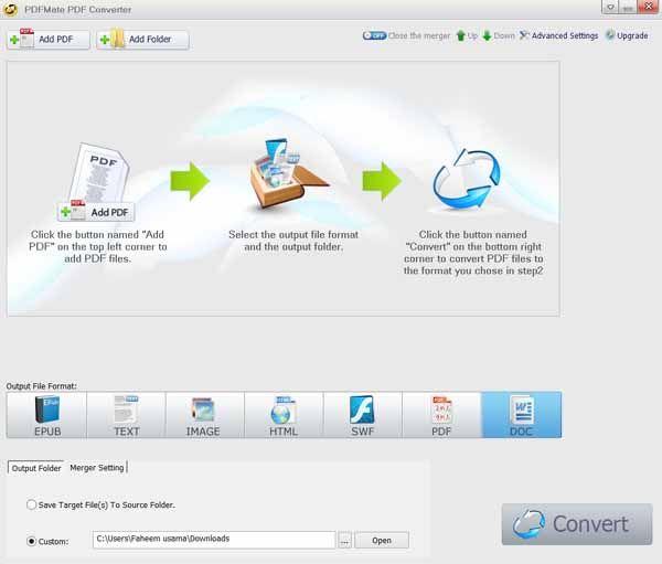 PDFMate-PDF-Converter-Screenshot