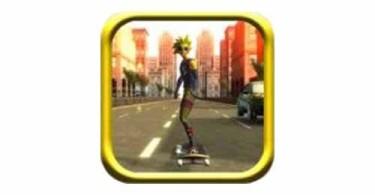 Skateboard-Rush-Android-logo