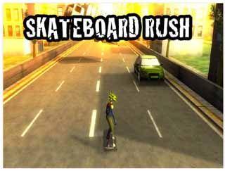 Skateboard-Rush-screenshot