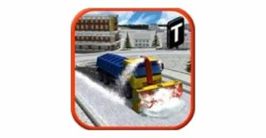 Snow-Blower-Truck-Sim-3D-Android-logo