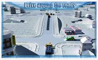 Snow-Blower-Truck-Sim-3D-screenshot