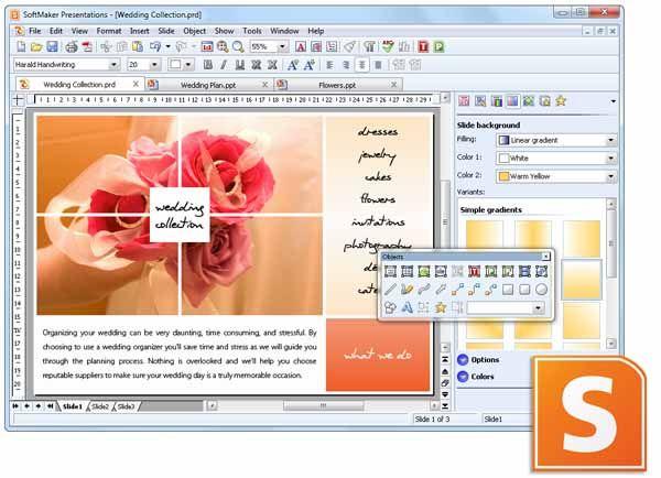 SoftMaker-FreeOffice-screenshot