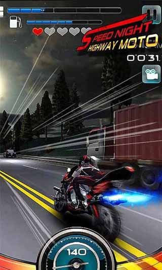 Speed-Night-Highway-Moto-Android-screenshot-Download