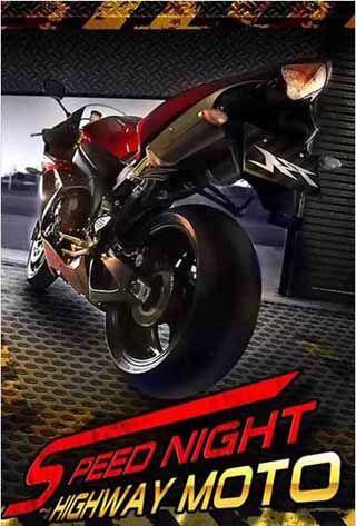 Speed-Night-Highway-Moto-screenshot-Download