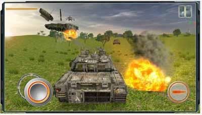 Tanks-War-11-Android-screenshot