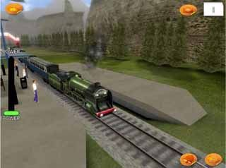 Train-Driver-Simulator--Android-screenshot