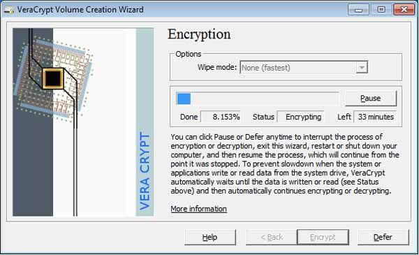 VeraCrypt-screenshot