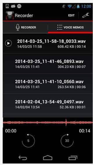 Voice-Recorder-HD-Android-screenshot