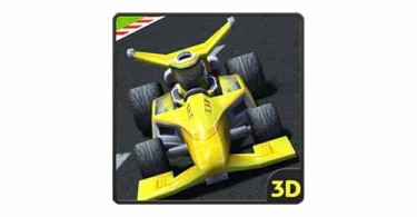 go-karts-3d-Android-logo