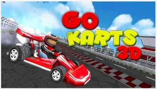 go-karts-3d-Android-screenshot-Download