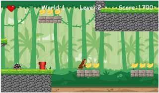 jungle-monkey-king-Android-screenshot