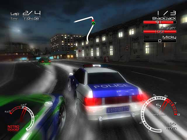 racers-vs-police