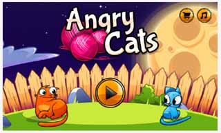 Angry-Cats-Android-screenshot