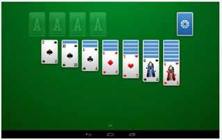 Solitaire-Android-screenshot