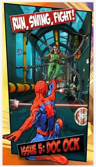 Spider-Man-Unlimited-Android-screenshot-Download