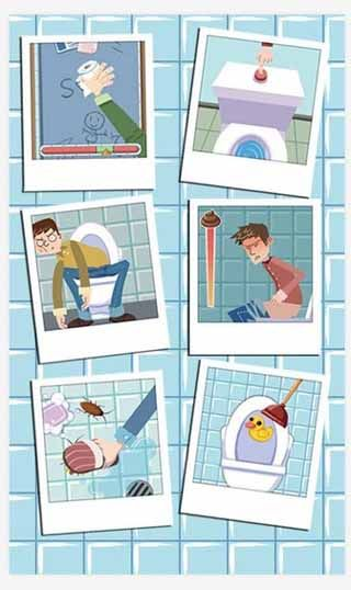 Toilet-Bathroom-Rush-Android-screenshot