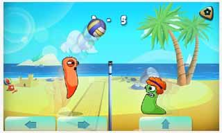 Volleyball-Hangout-Android-screenshot