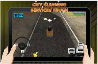 city-cleaning-services-truck-Android-screenshot