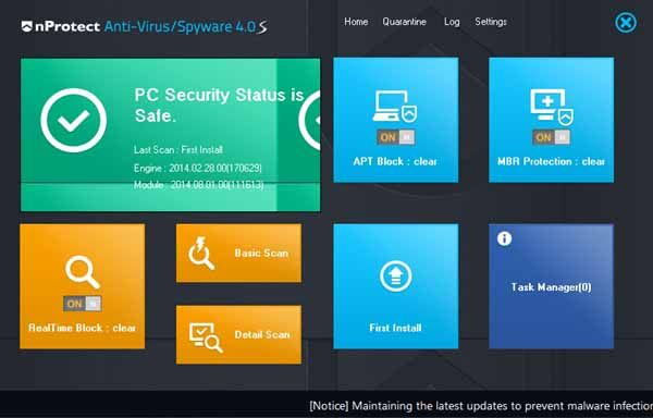 nProtect-Anti-Virus-Spyware-screenshot-download