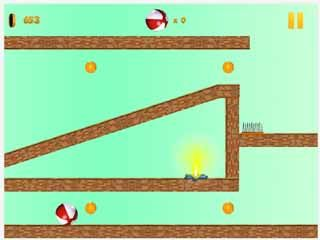 Crazy-Red-Bouncy-Bal--Spikes-Android-screenshot
