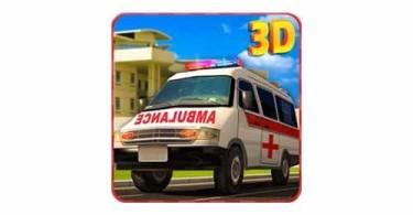 Rescue-Ambulance-Simulator-3D-logo