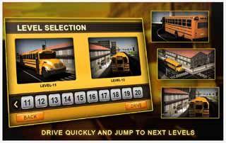 School-Bus-Driver-3D-Simulator-Android-screenshot