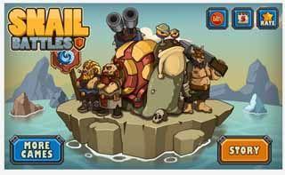 Snail-Battles-Android-screenshot