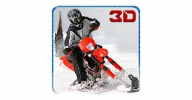 Winter-Snow-mobile-3D-Simulator-logo
