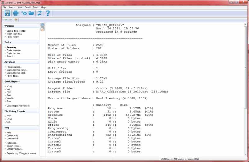 Xinorbis-screenshot