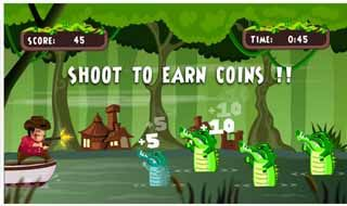 angry-crocodile-attack-shooter-Android-screenshot