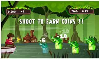 angry-crocodile-attack-shooter-Android-screenshot