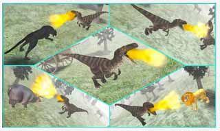 dinosaur-attack-3d-simulator-screenshot