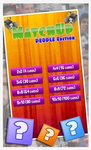 matchup-people-Android-screenshot