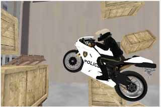 police-bike-simulator-Android-screenshot