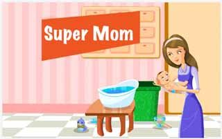supermom-baby-care-game-Android-screenshot
