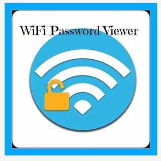 wifi-password-viewer-Android-screenshot