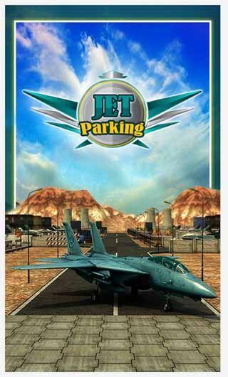 Jet-Fighter-Parking-3D-Android-screenshot