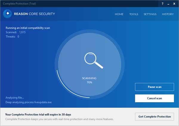 Reason-Core-Security-screenshot