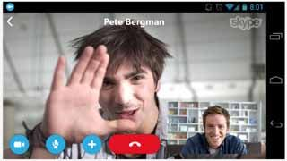 Skype-free-IM-video-calls-Android-screenshot