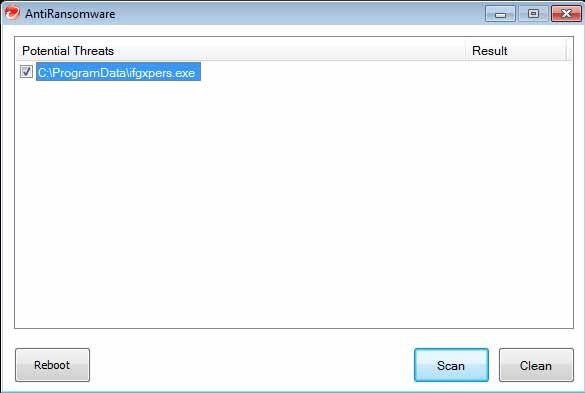 Trend-Micro-AntiRansomware-Tool-Screenshot