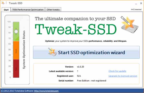 Tweak-SSD-Screenshot