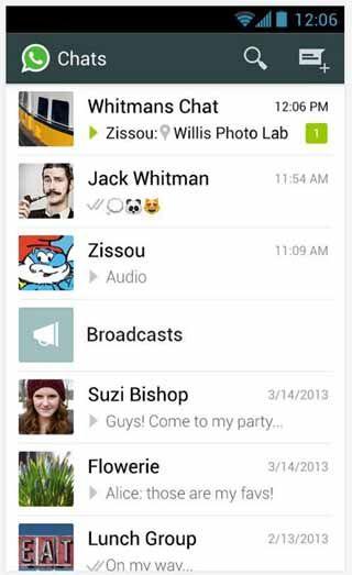 WhatsApp-Messenger-Android-screenshot