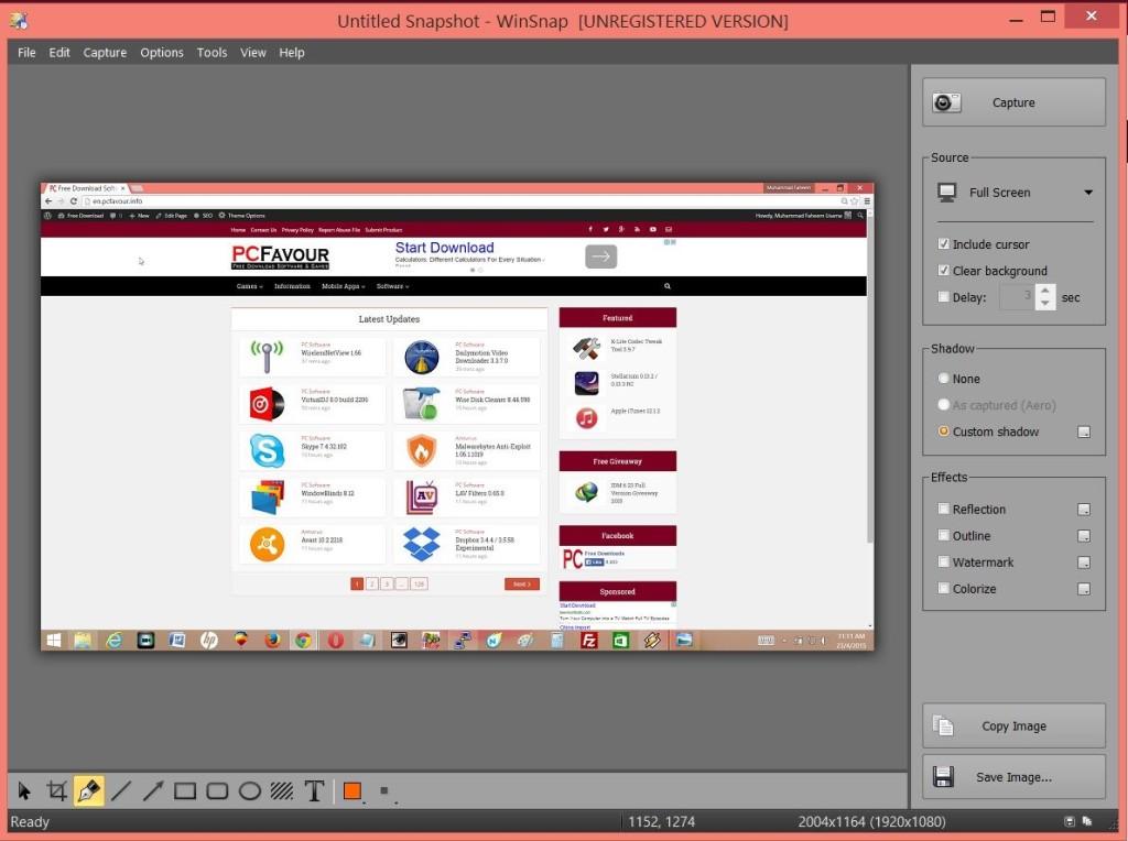 WinSnap-Screenshot