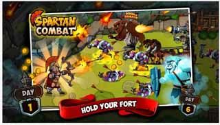 spartan-combat-Android-screenshot